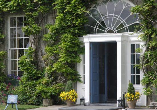 Ballymaloe door
