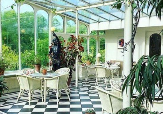 Ballymaloe glass house