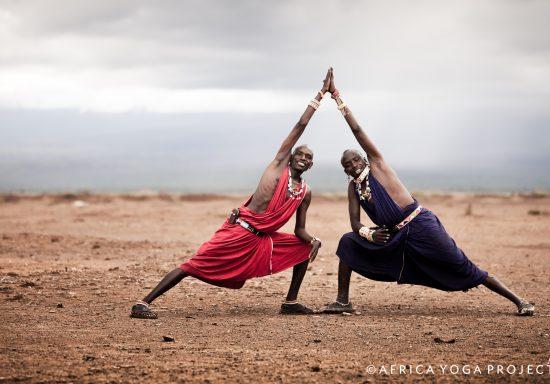 Masaai Side Angle
