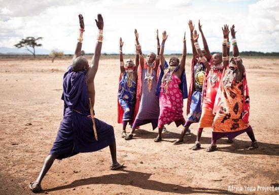 Masaai Warrior One Jacob